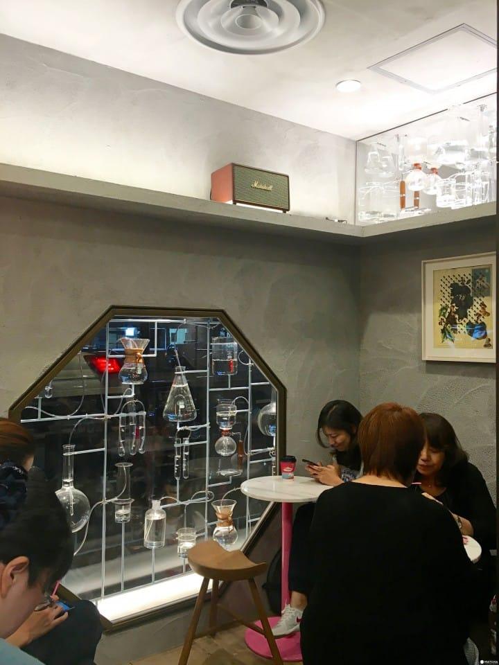 猿田彥咖啡 新宿店面