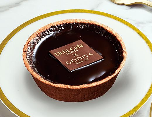 Lawson X Godiva 又來啦!濃郁巧克力蛋塔與多層次巧克力蛋糕登場!