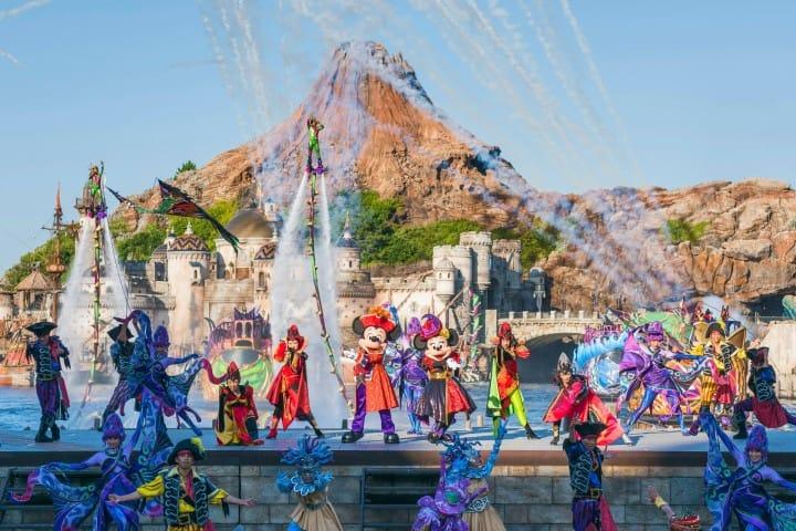 2018年秋季盛典-- 东京迪士尼乐园万圣节活动精选推荐