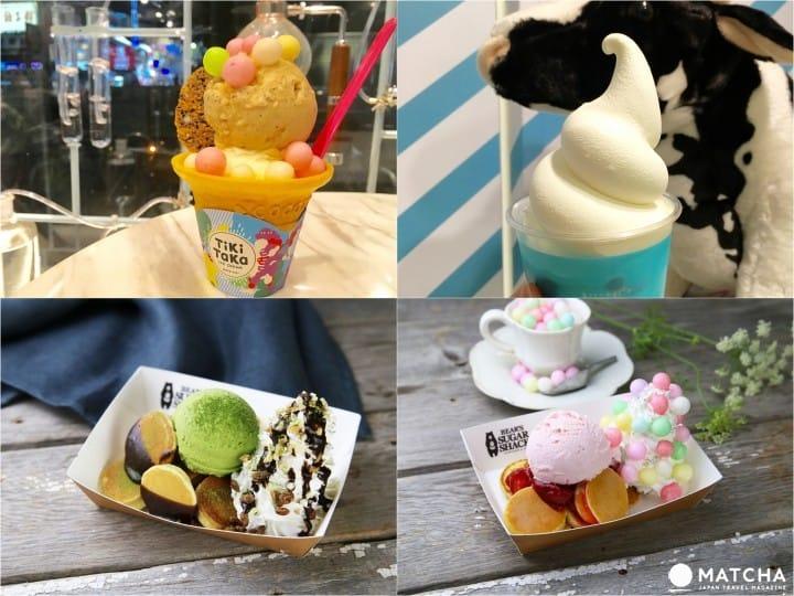 日本妹子的Ins都在这里打卡哦!新宿最新人气甜点小吃3选