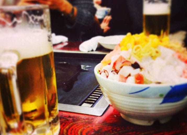 Monja Street In Tsukishima - The Place To Go For Delicious Monjayaki!