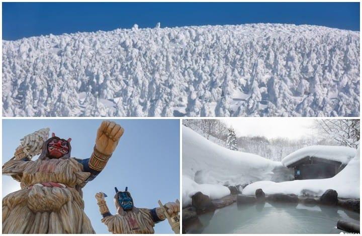 【东北】银白世界中的温泉乡,探访东北雪国秘境