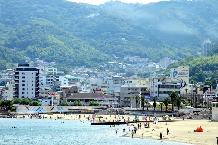 Atami Complete Guide: Relax With Hot Springs And Fireworks By The Sea