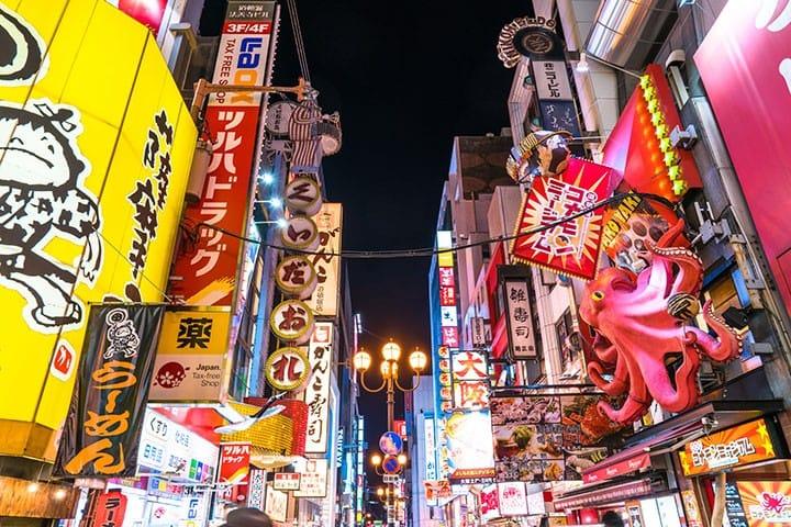 初心者向け大阪ガイド。大阪城と訪日観光客に安心の宿泊施設も紹介!