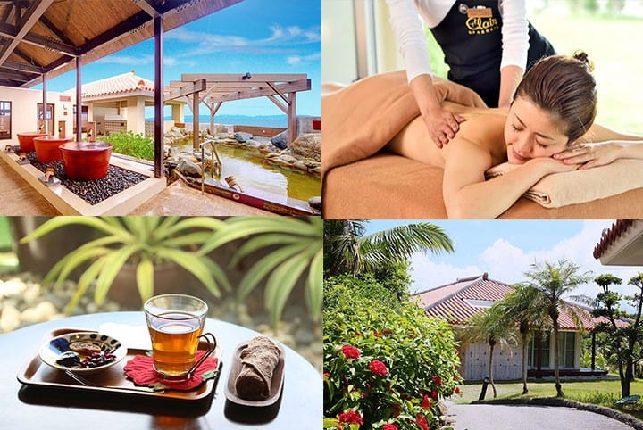 An Array Of High-Level Spas! 3 Healing Retreats To Try In Okinawa!