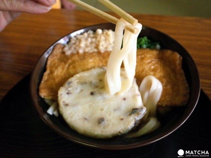 """吃了大阪天满宫的美食""""不会失败的乌冬面"""", 一路开挂变身考神"""