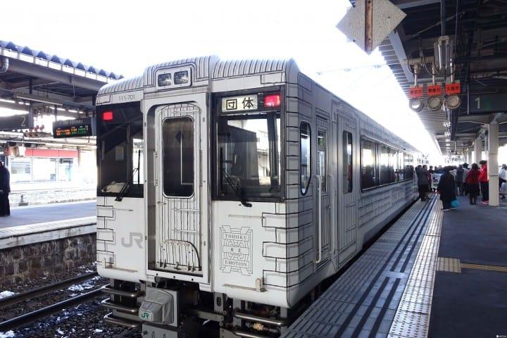 【青森】踏上饗食車廂!東北美食列車 Tohoku Emotion