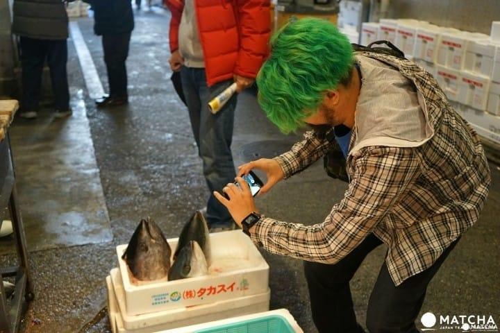 築地市場以外的新選擇!在東京足立市場嚐遍各式海鮮