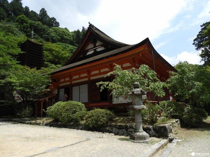 【奈良縣】擁有美麗的世界唯一木造十三重塔談山神社