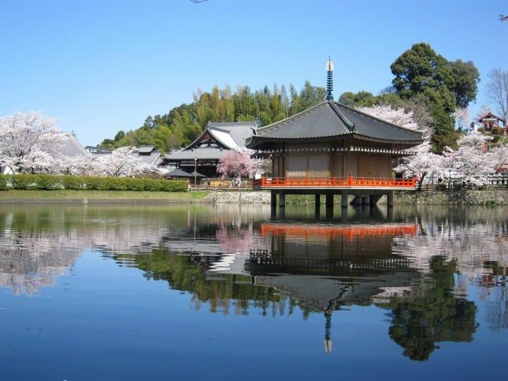日本最大の騎士像を祀る、奈良県「安倍文殊院」の見どころ
