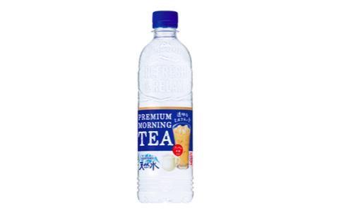 什麼!奶茶竟然是透明的?!SUNTORY「透明奶茶」驚艷登場!
