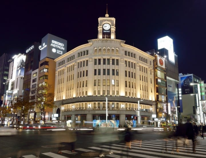 15 Unusual Things To Do In Ginza