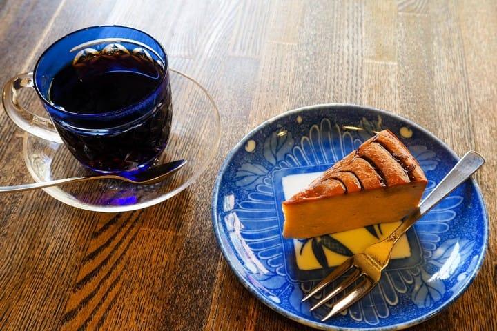 都營一日通票:SUMIDA咖啡 咖啡蛋糕