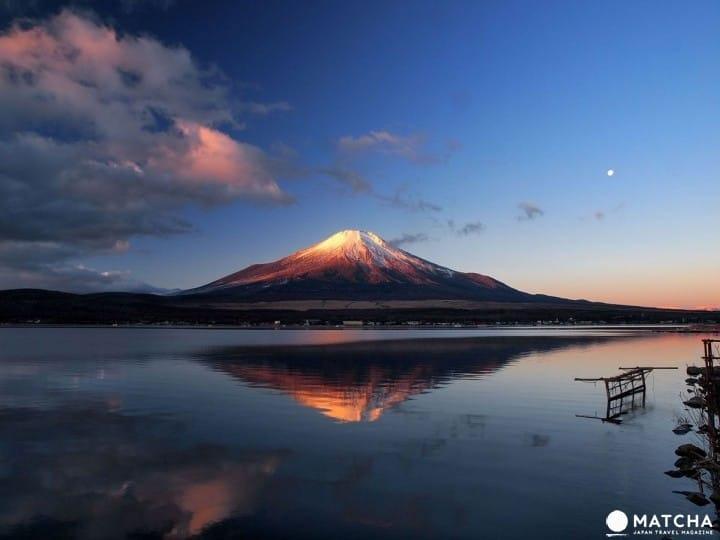 将富士山收入照片,摄影好地方24选(东京、神奈川、山梨、静冈)