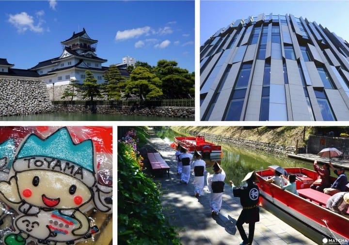 Toyama, la Ciudad de los Ríos y el Vidrio: 7 Lugares Maravillosos que Debes Visitar