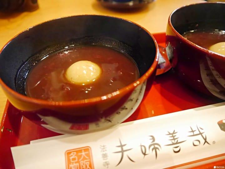 夫婦善哉紅豆湯