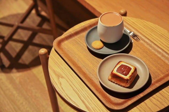 Creamy Japanese-Style Hot Chocolate At Dandelion Chocolate In Kuramae