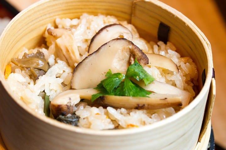 日本人秋天做這6件事 秋天炊飯
