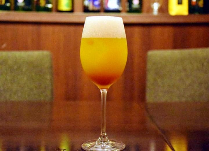 Ginza's SAKE HALL HIBIYA BAR - Try The World's Only Sake Cocktails