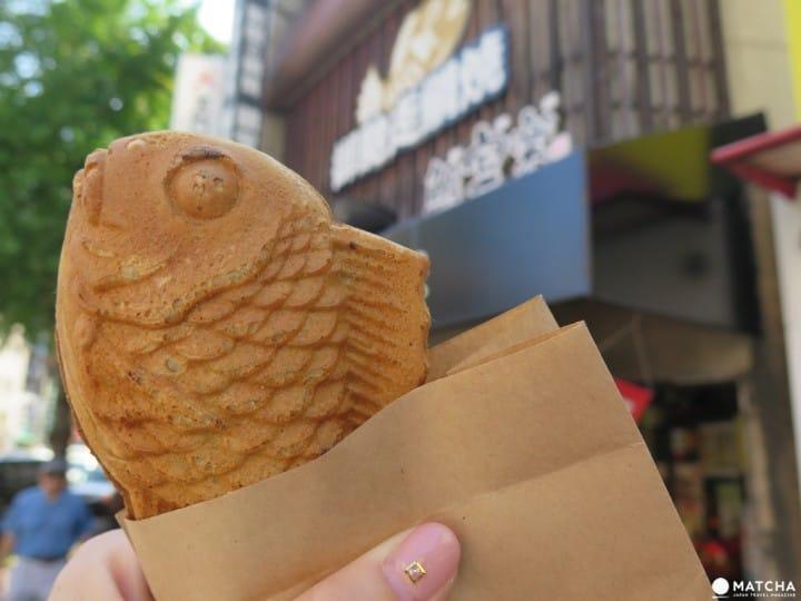 【福岡】堅持「天然」製作45年,福岡野間鯛魚燒名店「鯛寶樂」