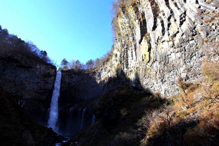 The Impressive Kegon Falls - One Of Japan's Three Great Waterfalls