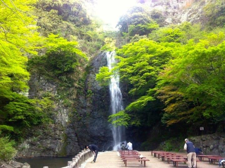 Minoo Falls, Osaka's Hidden Oasis