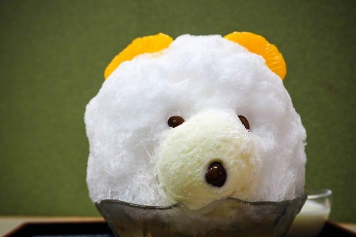 西武一日券走透透 Hinasaku堂 白熊冰