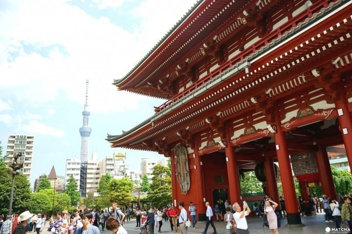 5 Attractions For 1000 Yen?! Exploring Asakusa On A Budget