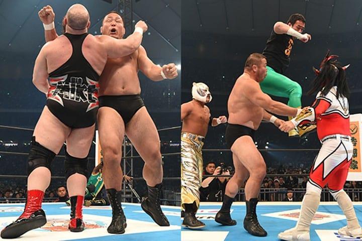 New Japan Pro Wrestling's WRESTLE KINGDOM - An Annual