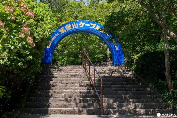 関東平野を一望!東京から日帰りで行ける山「筑波山」