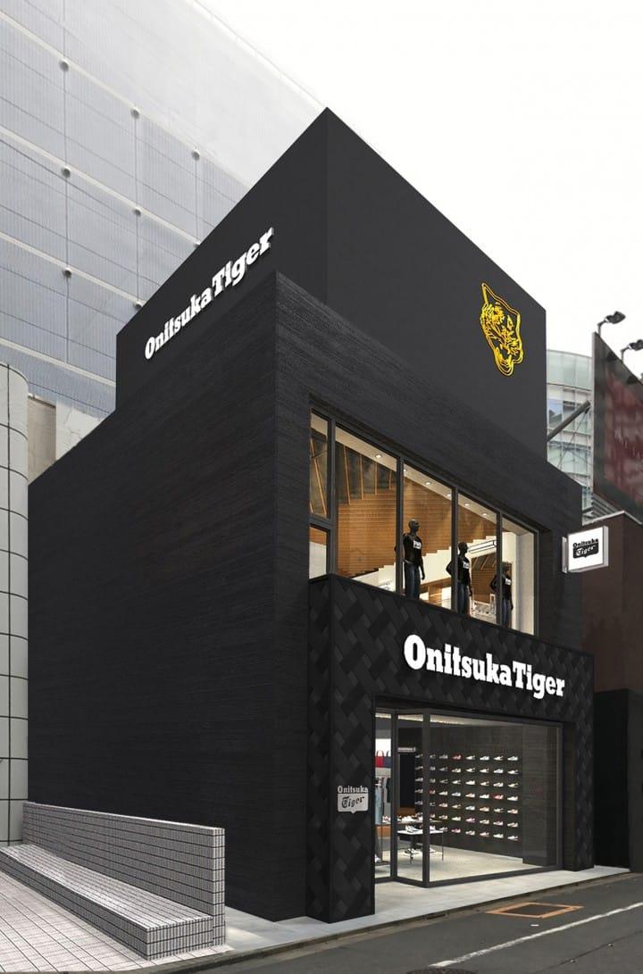 save off e0fef eff6c Onitsuka Tiger: New Shinjuku Store Opening In November ...