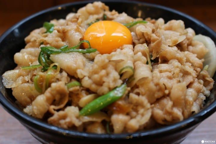 Filling And Nutritious! Sutadon's Garlic-Rich Stamina Rice Bowls!