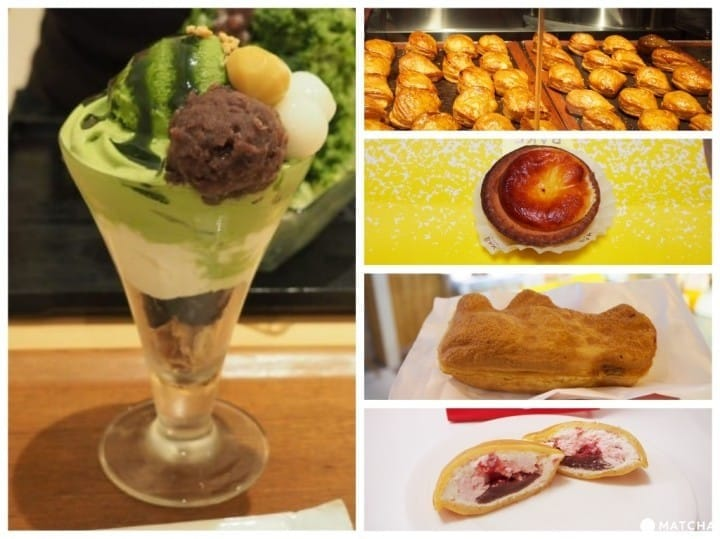 Fukuoka's Tenjin Area - 5 Sweets To Sweep You Off Your Feet!