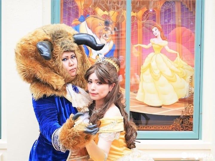 """在""""迪士尼・万圣节""""大变身!回归童年时期的无忧无虑"""