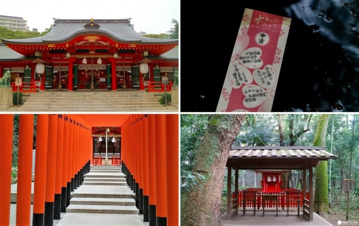 Top 5 Reasons To Visit The Ikuta Shrine Power Spot In Kobe