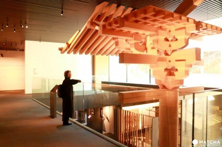 楽しい木工体験もできる!神戸「竹中大工道具館」で日本建築の技と歴史を堪能