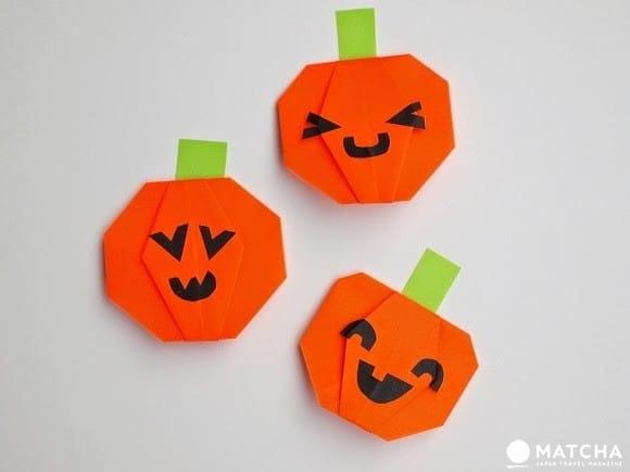 Manualidades Japonesas Para Halloween 1 Como Hacer Una Calabaza