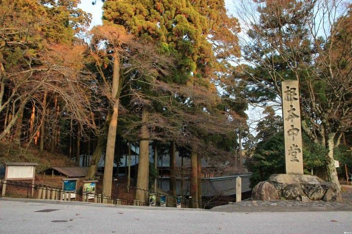 【滋賀】走進莊嚴的日本佛教之母山 比叡山延曆寺