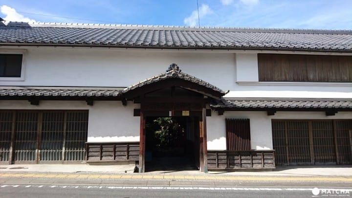 須坂 土藏 老街