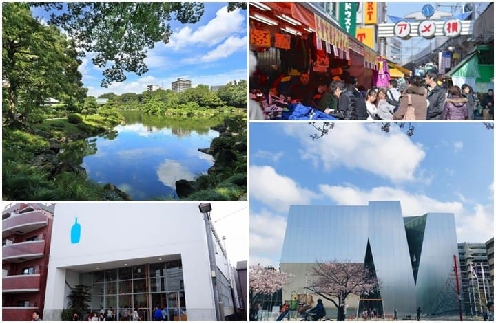 沿着都营大江户线游东京!不排行程也可以玩超顺的景点推荐