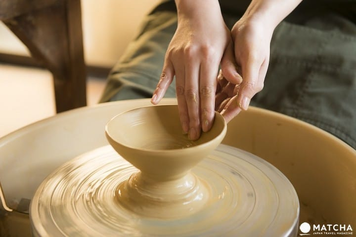Kyoto's HOTOKI: Experience Pottery With All Five Of Your Senses!