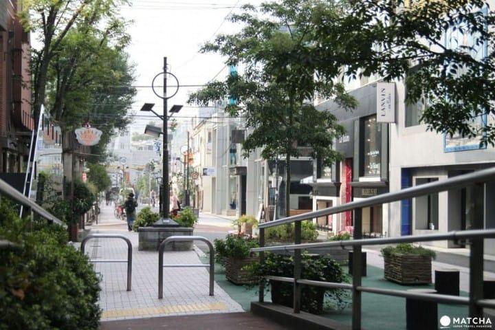 『裏原宿』貓街小巷!從原宿散步到澀谷吧