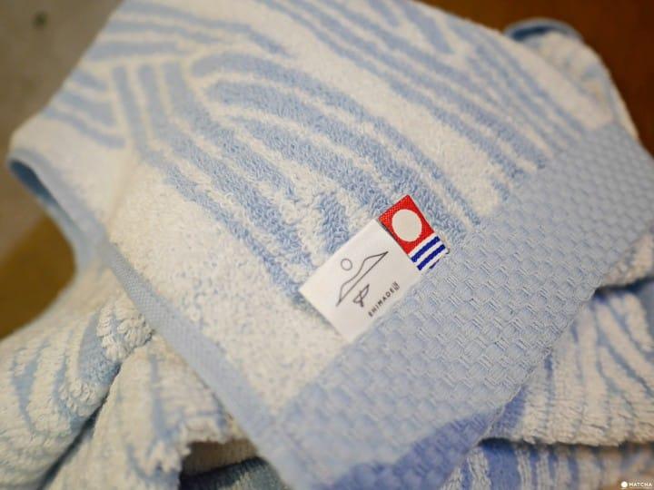 EHIMADE原創毛巾