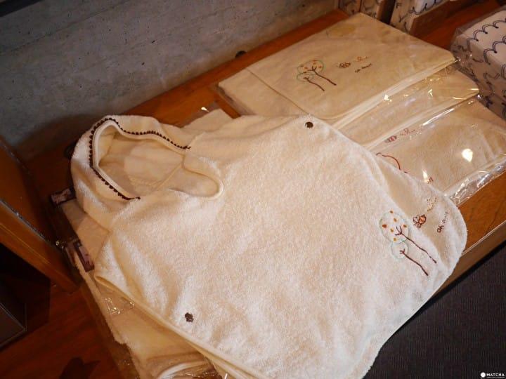 EHIMADE嬰兒浴袍