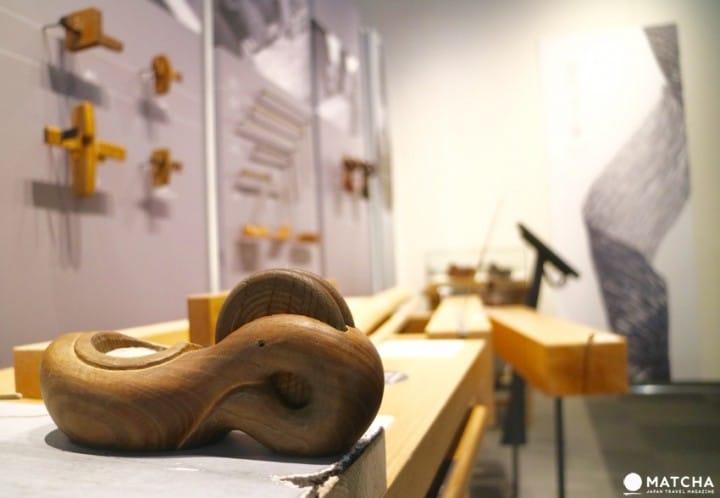 和風建築の技と歴史を体感できる日本唯一のミュージアム、神戸・竹中大工道具館