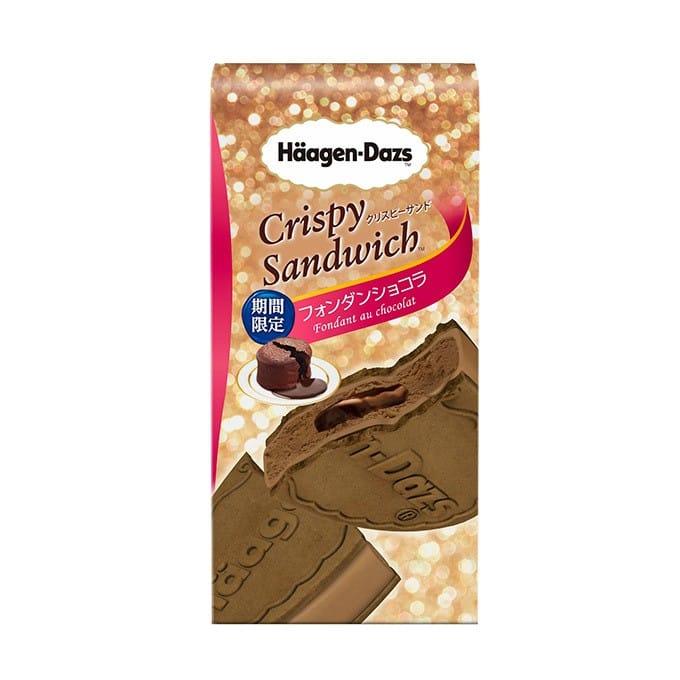 哈根達斯熔岩巧克力