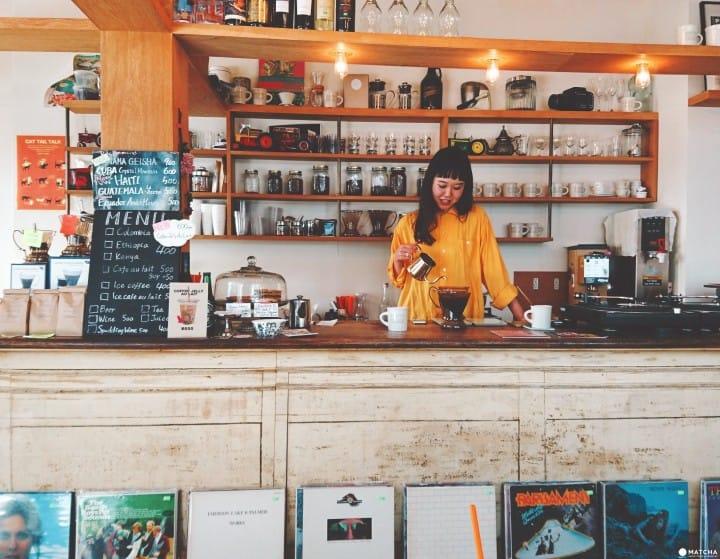 PRETTY THINGS 咖啡廳