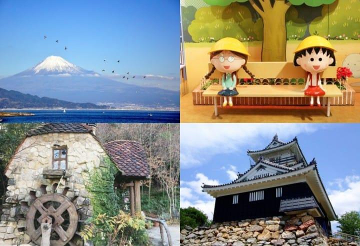 深入走訪東海地區!富士山、靜岡地區周遊券Mini三日券推薦行程
