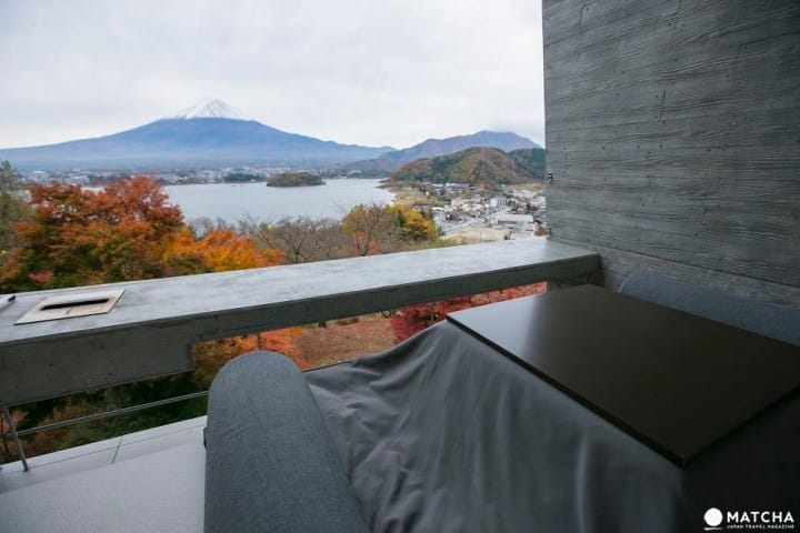 A Once In A Lifetime Mount Fuji Glamping Experience At Hoshinoya Fuji