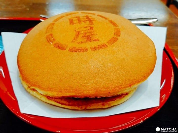 """哆啦A梦最爱的铜锣烧就在这!新宿老铺甘味吃茶""""时屋"""""""